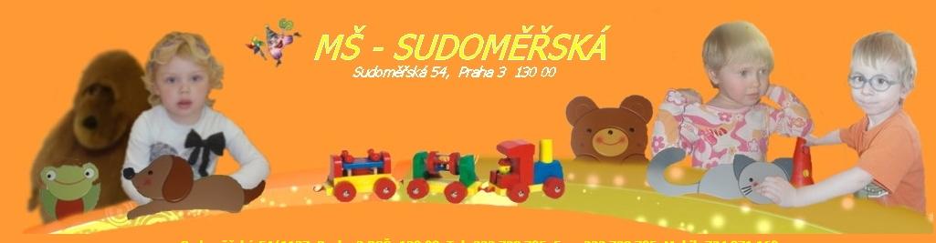 MŠ Sudoměřská