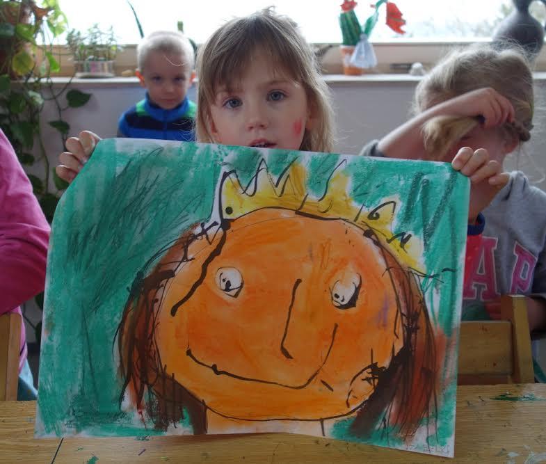 Úspěch malé výtvarnice z MŠ Pražačka