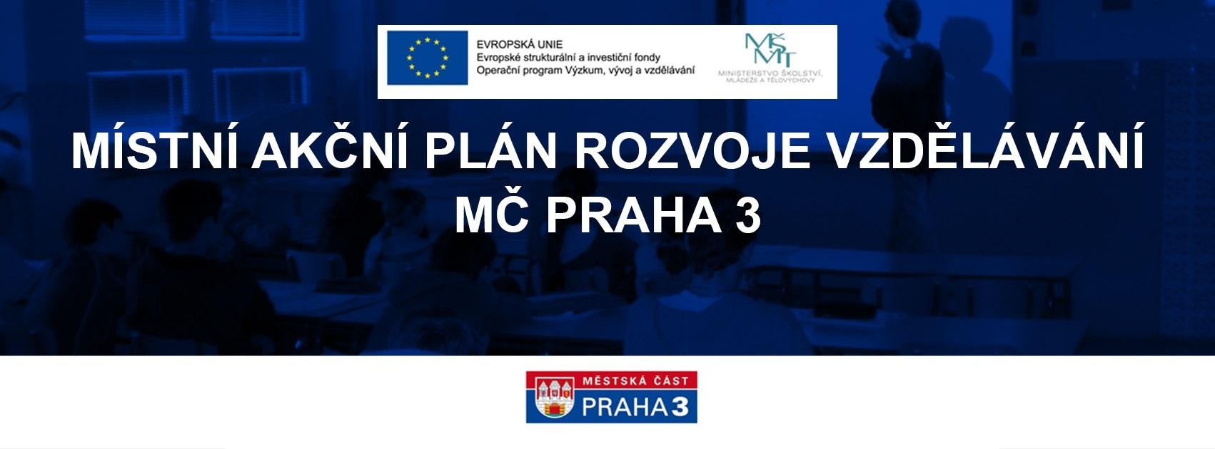 Otázky a odpovědi – Místní akční plán rozvoje vzdělávání v Praze 3 pro roky 2016-2018