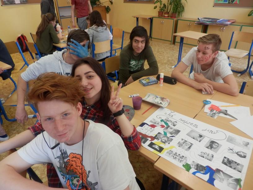 Předsudky a stereotypy – projektový den na ZŠ J. Seiferta