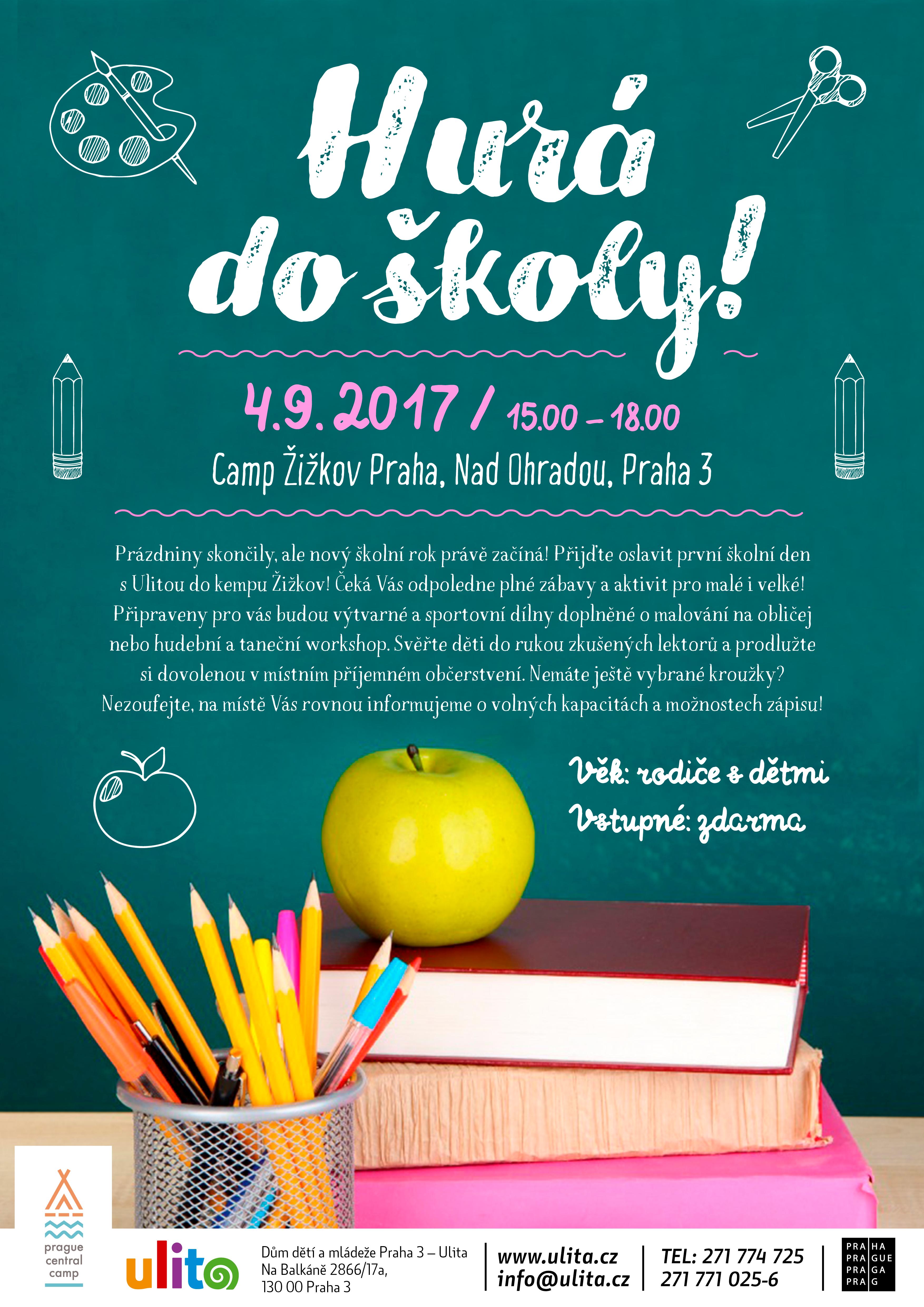 Zahájení školního roku s DDM Ulita