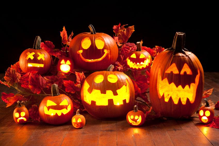 Halloween a dýňování v MŠ Jaroslava Seiferta