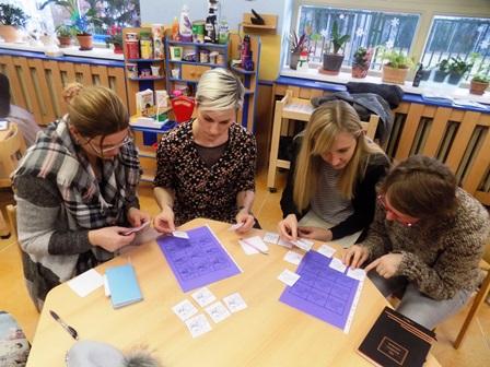 Workshop pro rodiče předškolních dětí na MŠ Lobkovicova