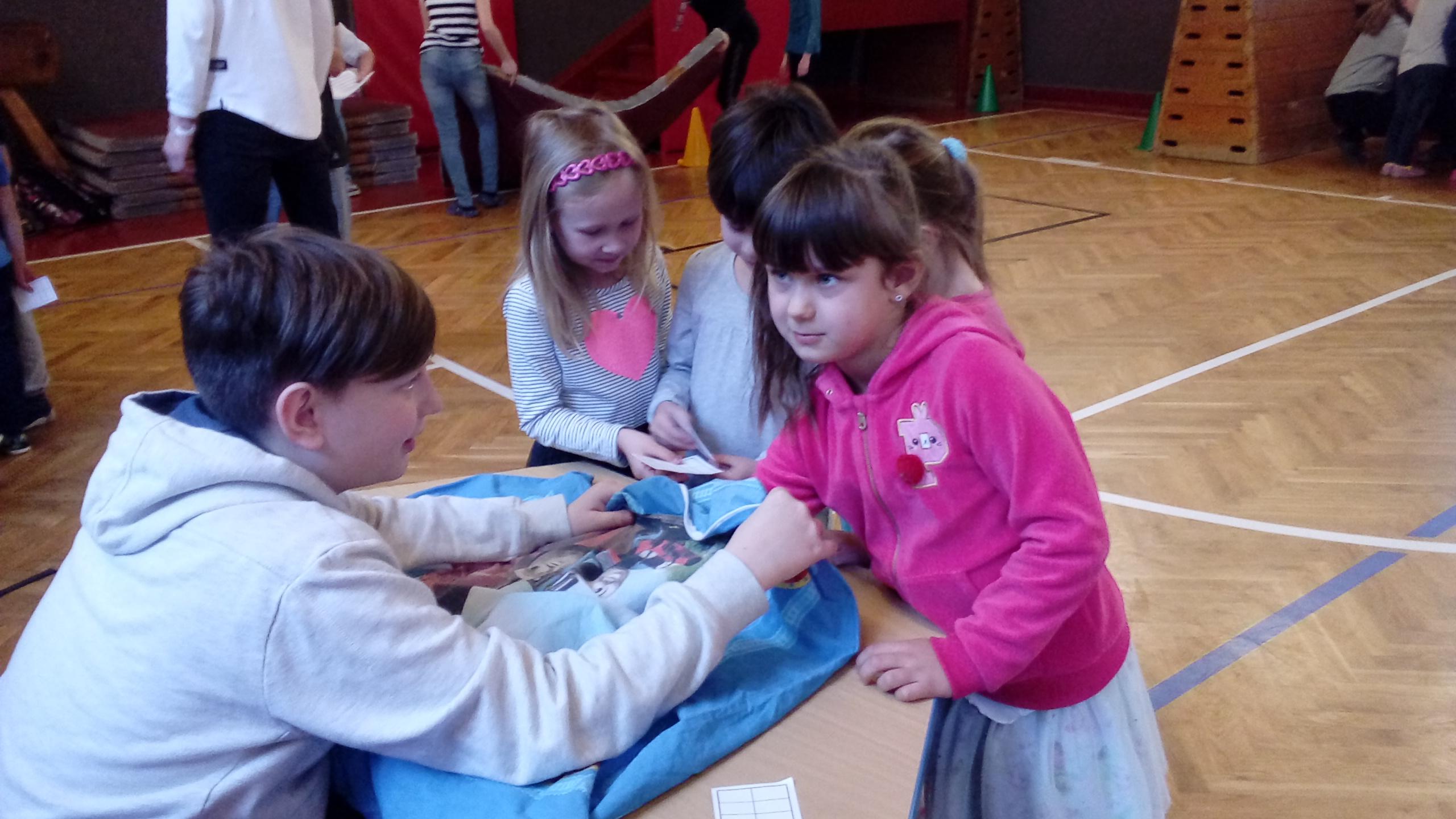 Barevný den pro předškoláky na ZŠ Pražačka