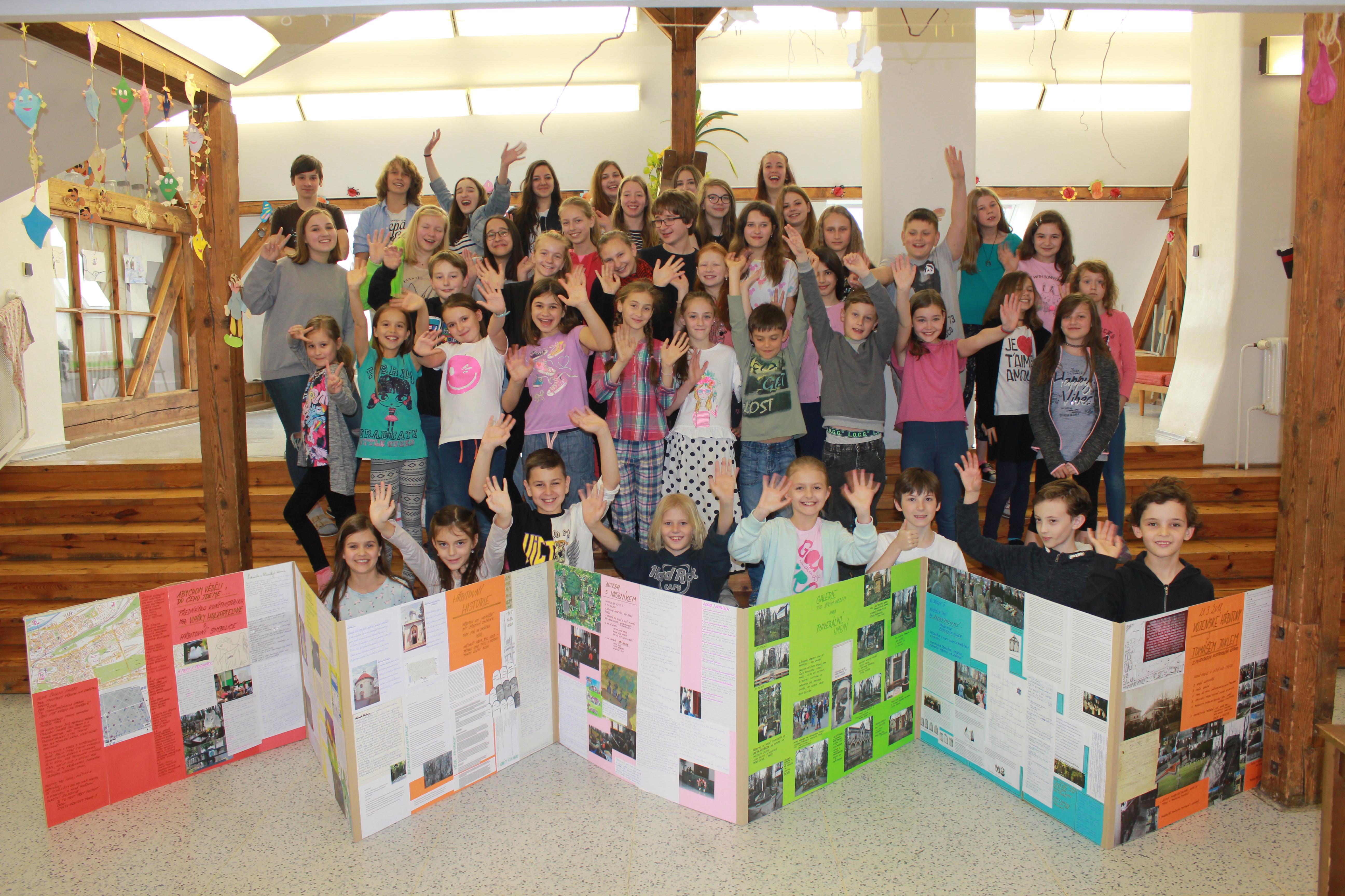 Žáci ZŠ J. Seiferta navštívili Městskou knihovnu v Praze 3