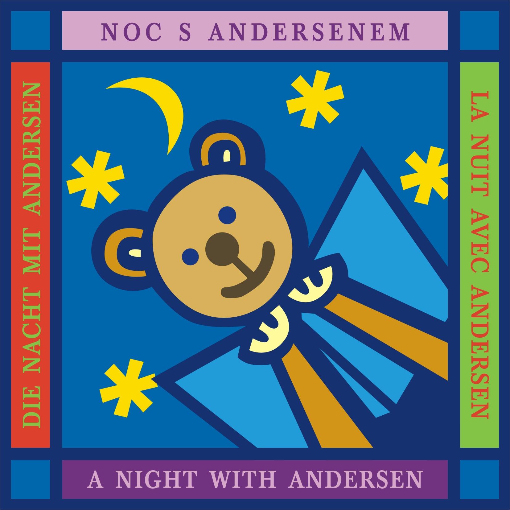 Noc s Andersenem na ZŠ Jarov