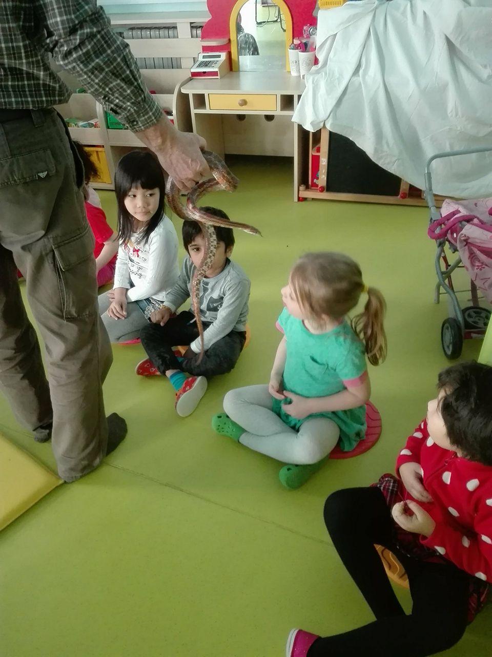 Environmentální výchova v MŠ J. Seiferta