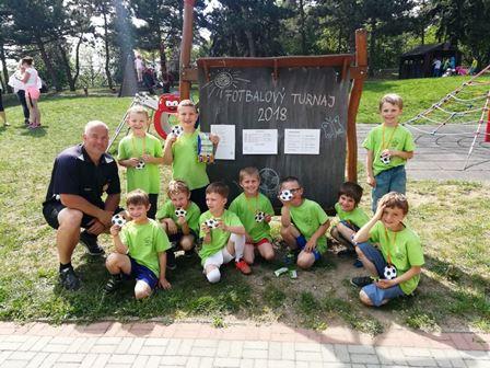 """""""MŠ Lobkovicova – fotbalový turnaj"""""""