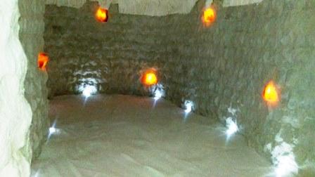 Solná jeskyňka pro děti z Lobkovičáku