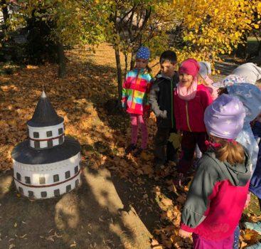 Podzimní výlet na zámek Berchtold