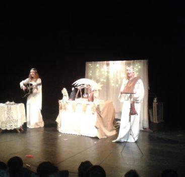 MŠ J. Seiferta v divadle Semafor