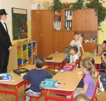 Projektové vyučování na Perunce