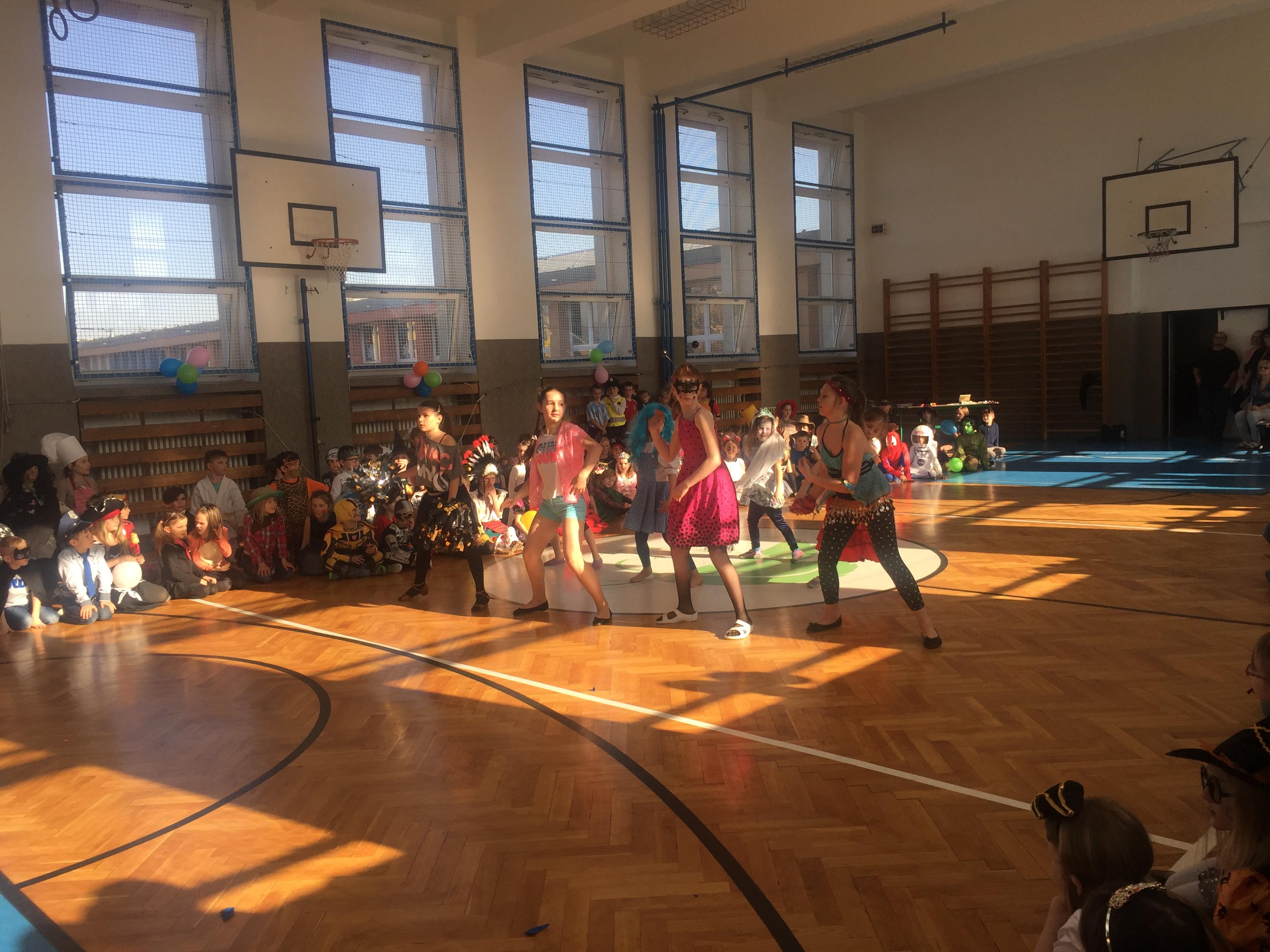 Karneval školní družiny – ZŠ Chmelnice