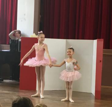 Jak se dělá balet