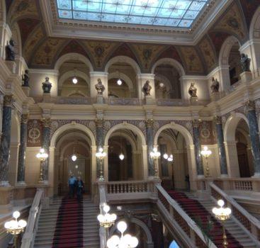 Návštěva výstavy v Národním muzeu v ZŠ J. Seiferta
