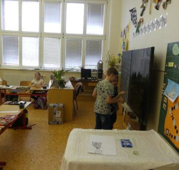 Den učitelů na ZŠ Pražačka aneb žák učitelem