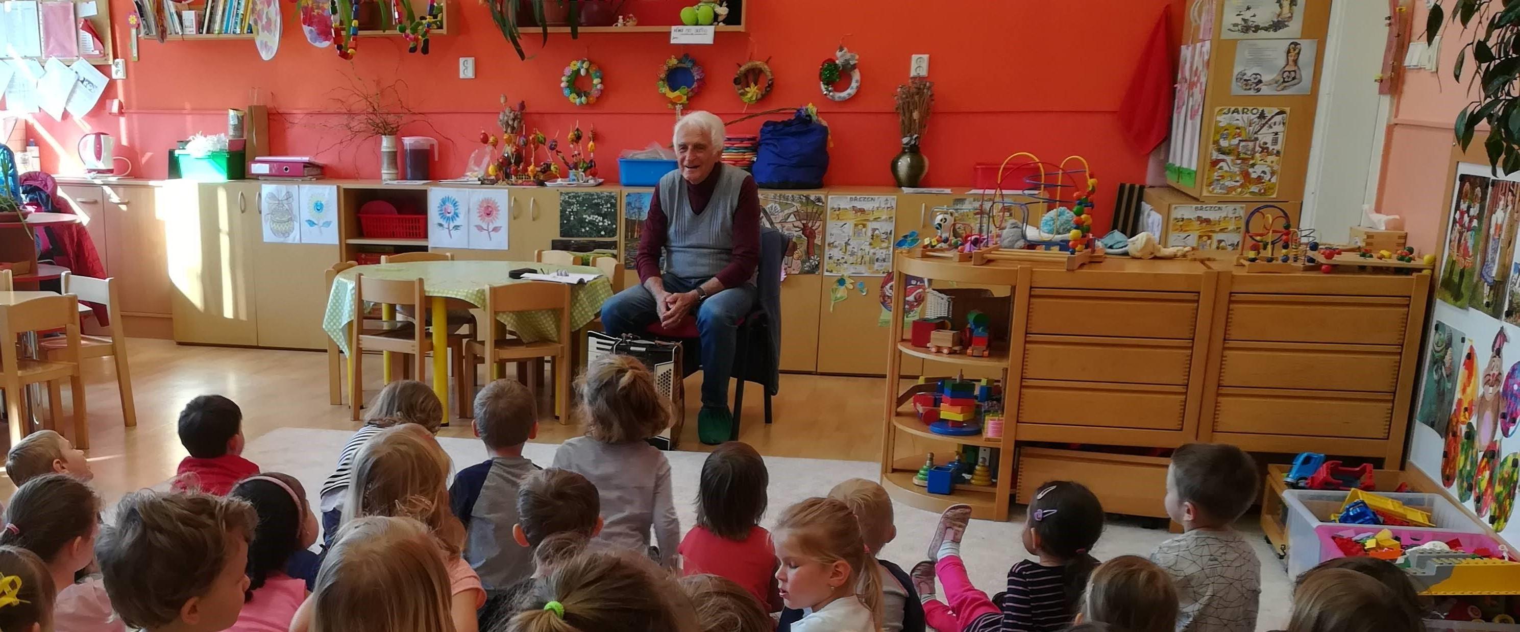 Rodina a škola – cesta k dětské kreativitě v MŠ Pražačka