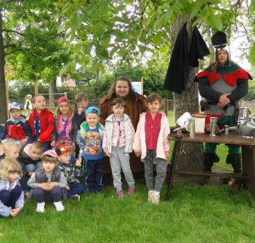 Děti z MŠ Na Balkáně oslavily Den dětí v Ulitě