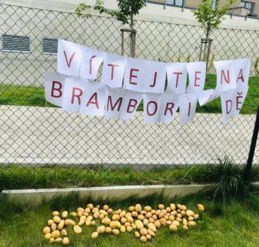 """""""První Bramboriáda na MŠ Třebešíně"""""""