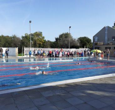 Úspěch v plavecko-běžeckém poháru ZŠ J. Seiferta