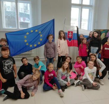 ZŠ J. Seiferta na festivalu české a slovenské tvorby pro děti