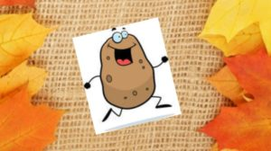 náhled brambora
